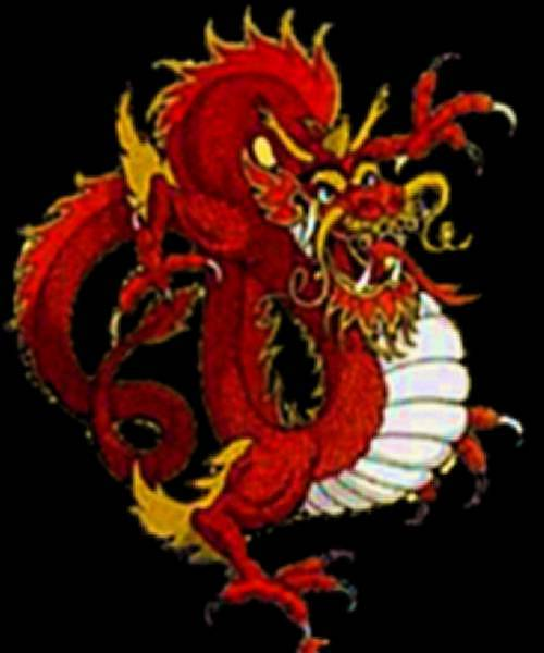 ancient chinese dragon myths